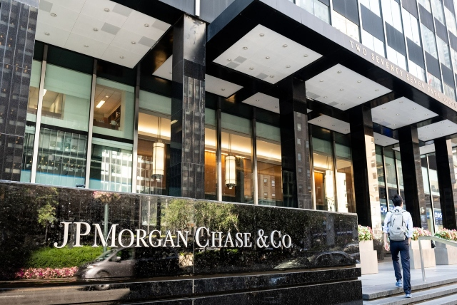 JP Morgan: ¿Demasiado grande para seguir financiando?