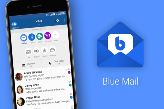 Apple regresa BlueMail a la Mac Store